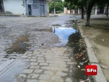 água vazamento 2