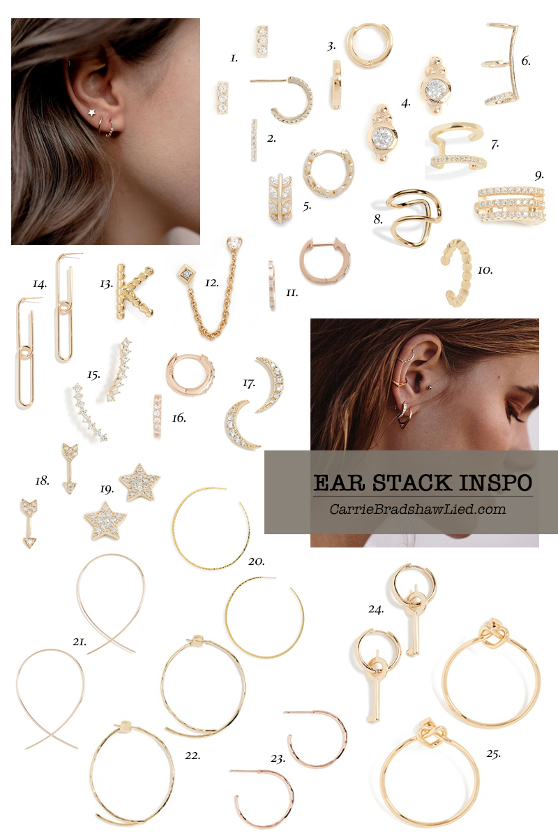 ear stacks