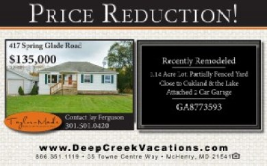 417 Spring Glade Road Price Reduction Social Media (2)