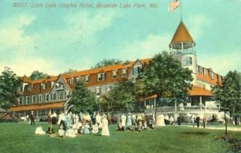 loch lynn heights hotel
