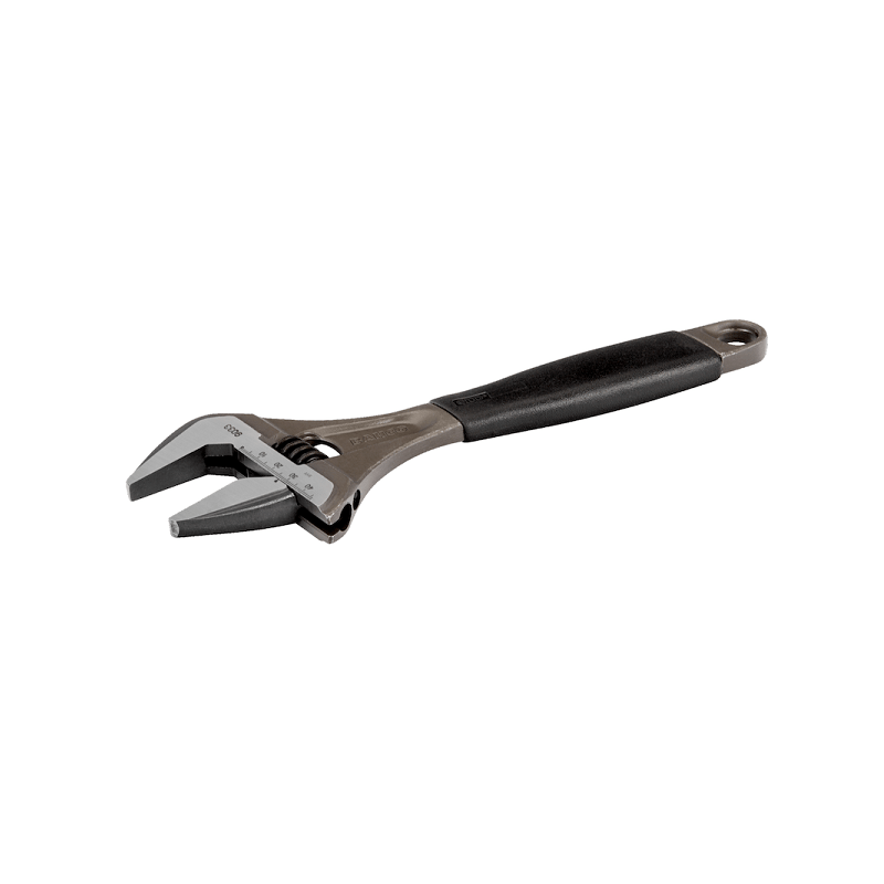 Bahco Ergo 9031 218mm Adjustable Wrench Extra Wide Jaw 38mm