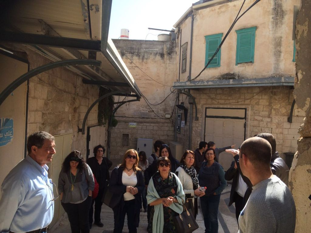 Planners Course in Nazareth