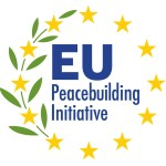 European Union Peacebuliding Initiative logo