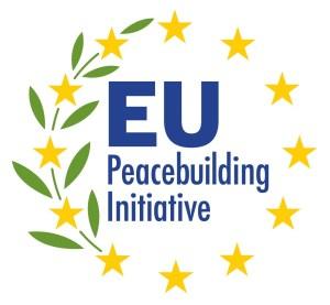 European Union Peacebuliding Initiative logo