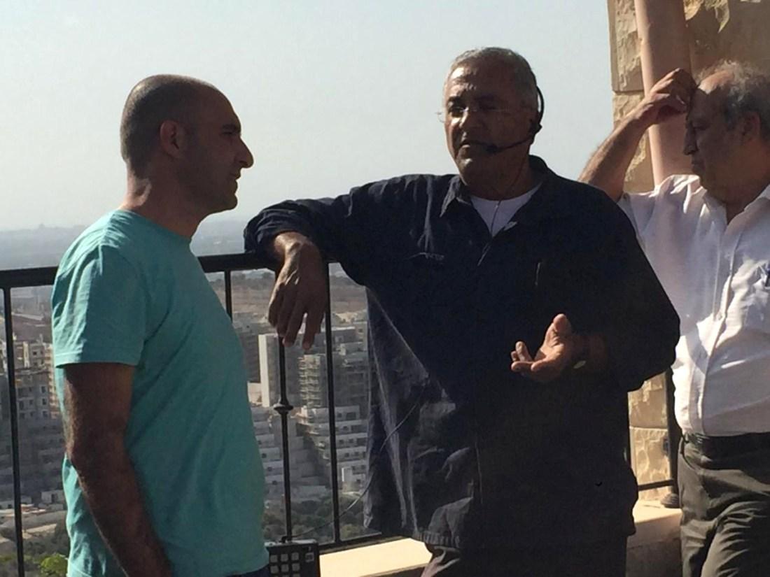 Planners visit to Wadi Ara