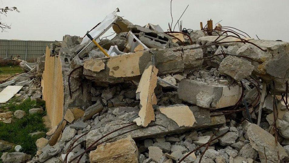 בית הרוס באום אל-היראן