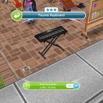 Das Klavier vorm Gemeindezentrum
