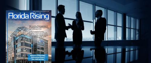 Florida Rising Magazine - Industry Professionals are reading it. Are you?