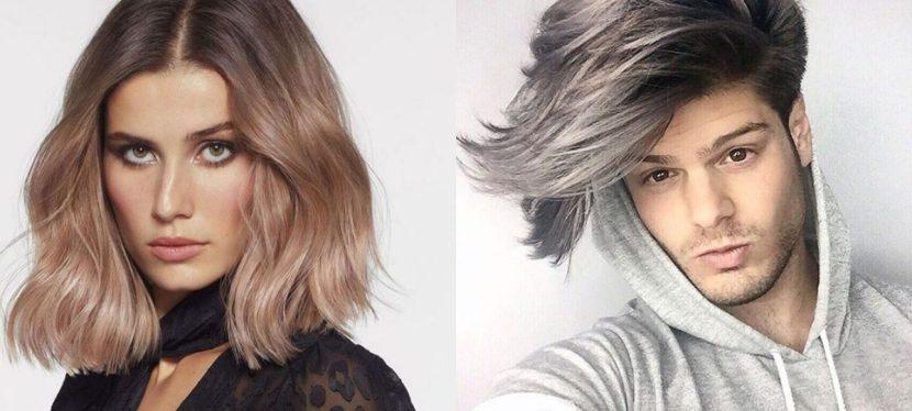Il trend colore del 2021 prende il nome di Smoky Hair