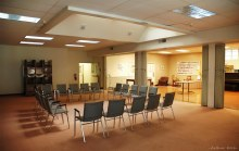 SFMM Quaker Meeting room