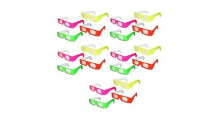 20-Pairs---Neon-Prism-Diffraction-Fireworks-Glasses---For-Laser-Shows,-Raves