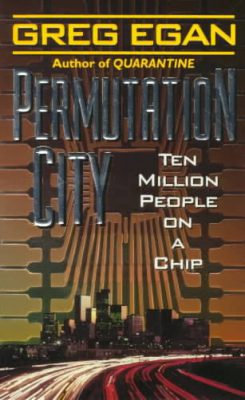Permutation City, by Greg Egan