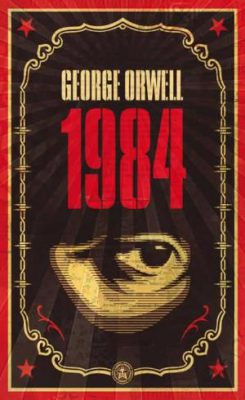 1984, by George Orwell