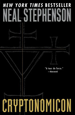 Cryptonomicon, by Neal Stephenson