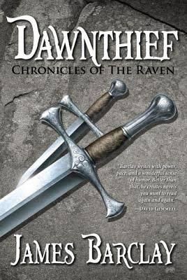 Dawn Thief, by James Barclay