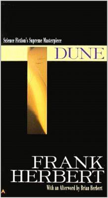 Dune, by Frank Herbert