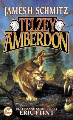 Telzey Amberdon, by Jame H. Schmitz