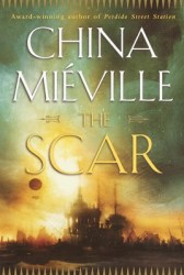 the-scar-by-china-mieville cover