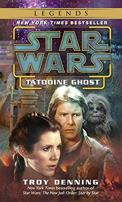 Tatooine Ghost, by Troy Denning