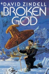 the-broken-god-by-david-zindell cover