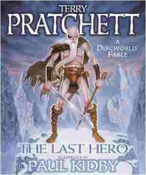 the-last-hero-by-terry-pratchett cover