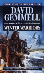 winter-warriors-by-david-gemmell cover