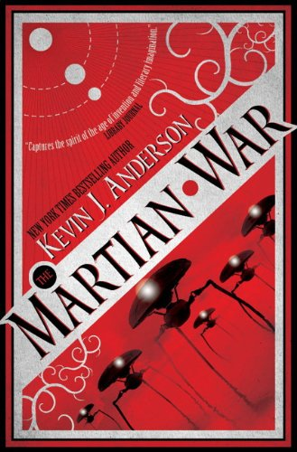 Martian War, by Kevin J. Anderson