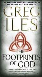 The Footprints of God, by Greg Iles book cover