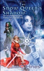 The Snow Queen's Shadow, by Jim C. Hines book cover