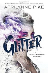Glitter, by Aprilynne Pike book cover
