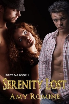Serenity Lost, by Amy Romine