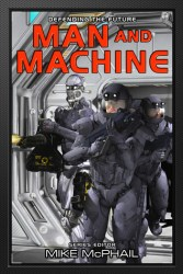 Man and Machine, edited by Mike McPahil book cover