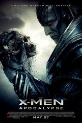 X-Men Apocalypse -2016 movie poster