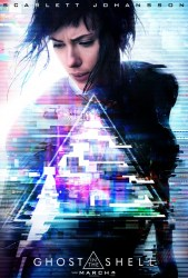ghost_in_the_shell 2017 movie poster