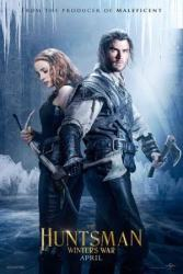 the huntsman winters war movie poster