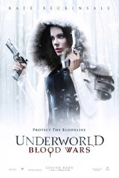underworld blood wars movie poster