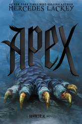 APEX, by Mercedes Lackey book cover