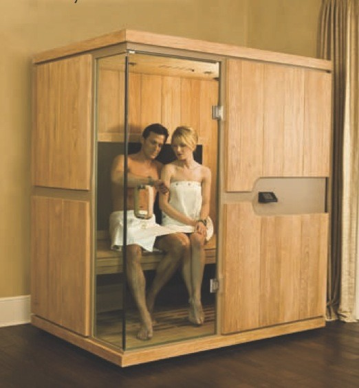 mPulse Infrared Sauna royal thai spa