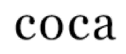 コカのロゴ
