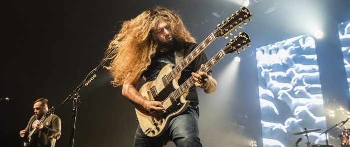Coheed and Cambria's Burning Night at the Fox