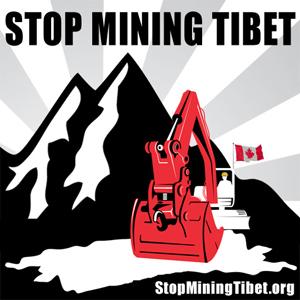 Stop Mining Tibet