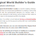 Magical World Builder's Guide