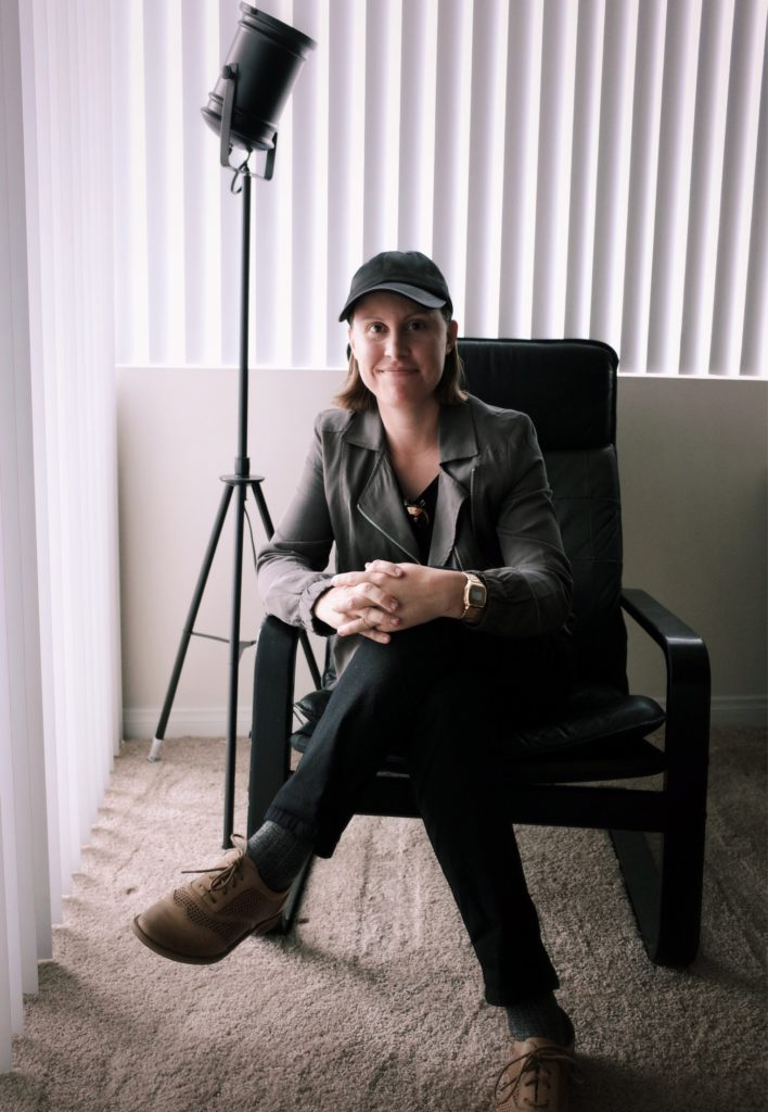 School of Film and Television Alumna (2015) Laura Jansen