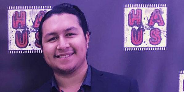 byron and brandon valencia e1573448176306 - Alumni Spotlight | Brandon Valencia, MFA '17