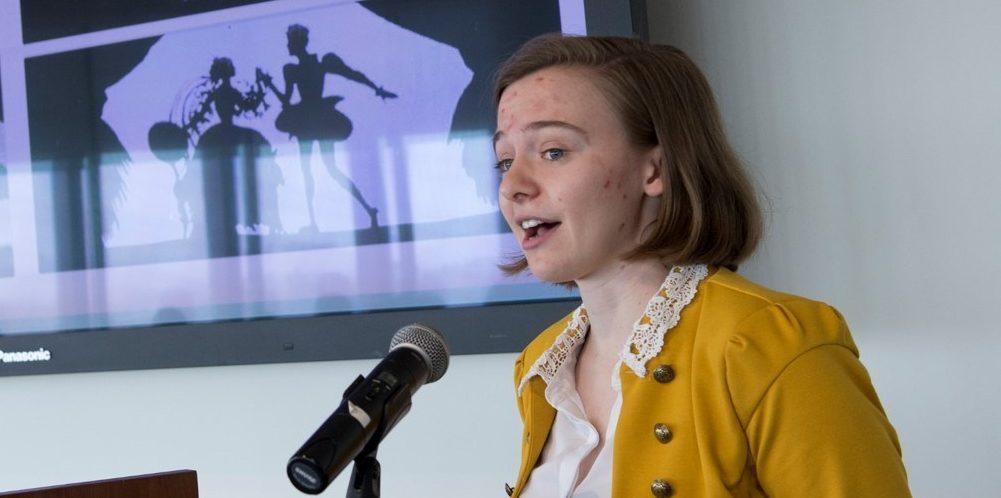 rawson ulra 2019 e1573534223393 - Student Spotlight | Emily Rawson '20
