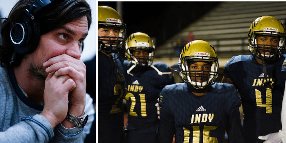 daniel x last chance u 1 - Alum Who's Earning a Coveted DGA Card Shares Insights on How He Got There