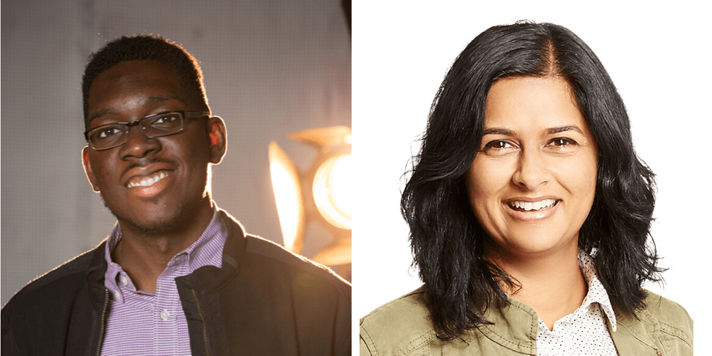 solomon x leena - SFTV alum and faculty member tapped for Warner Bros TV directors' workshop
