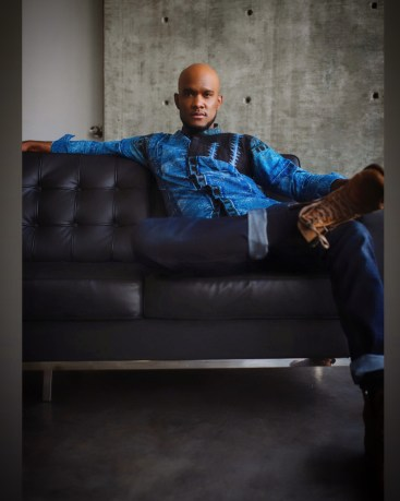 "jamil oquinn 819x1024 - MFA Student Pays It Forward with ""Black"" in Business Speaker Series"