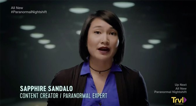Sapphire Sandalo on PNS - Alumna Sapphire Sandalo on Animation, Paranormal Podcasts, and Being a One-Woman Show
