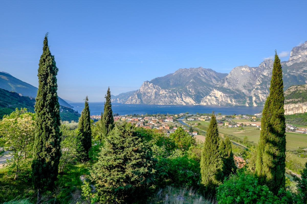 Spring at the Italian Lakes - Lago di Garda